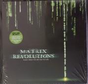 Çeşitli Sanatçılar: The Matrix Revolutions (Music From The Motion Picture) (Coke Bottle Clear Vinyl) - Plak