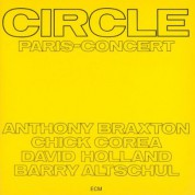 Circle, Anthony Braxton, Chick Corea, David Holland: Paris Concert - CD