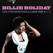 Billie Holiday: The Unforgettable Lady Day (Gatefold Packaging. Photographs By William Claxton) - Plak