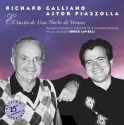 Richard Galliano, Astor Piazzolla: El Sueño de Una Noche de Verano - CD