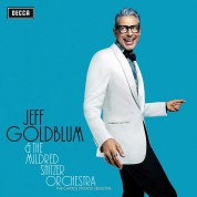 Jeff Goldblum: The Capitol Studio Sessions - CD