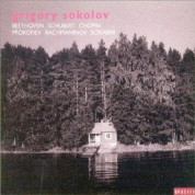 Grigory Sokolov: Sokolov: Beethoven - Schubert - Chopin - Prokofiev - Rachmaninov - CD