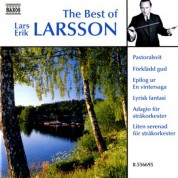 Swedish Chamber Orchestra: Larsson, Lars-Erik: The Best of Lars-Erik Larsson - CD
