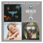 Van Halen: The Triple Album Collection - CD