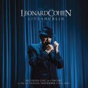 Leonard Cohen: Live in Dublin - CD