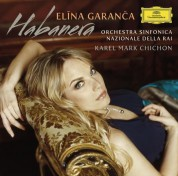 Elina Garanča - Habanera - CD