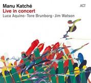 Manu Katché: Live in Concert - Plak