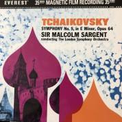 Malcolm Sargent, London Symphony Orchestra: Tchaikovsky: Symphony 5 - Plak