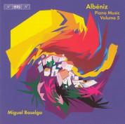 Miguel Baselga: Albéniz: Piano Music, Vol. 5 - CD