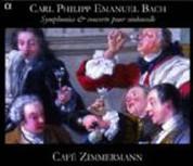 Cafe Zimmermann: Symphonies & concertos pour violoncelle - CD