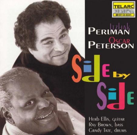 Oscar Peterson, Itzhak Perlman: Side By Side - CD