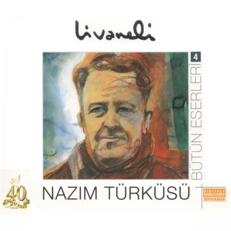 Zülfü Livaneli: Nazım Türküsü - CD