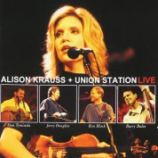 Alison Krauss, Union Station: Live - CD