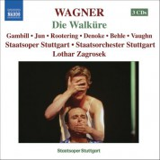 Wagner, R.: Walkure (Die) (Ring Cycle 2) - CD