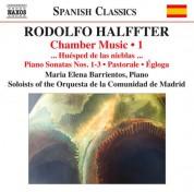 Francisco Jose Segovia: Halffter: Chamber Music, Vol. 1 - CD