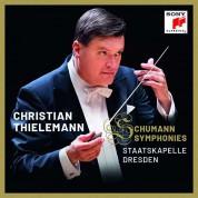 Christian Thielemann, Staatskapelle Dresden: Schumann: Symphony No. 1 - 4 - CD