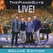 The Piano Guys: Live! (Deluxe Edition) - CD