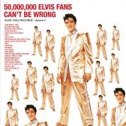 Elvis Presley: 50.000.000 Elvis Fans Can't Be Wrong - Plak
