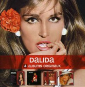 Dalida: 4 Original Albums - CD