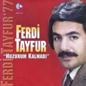 Ferdi Tayfur: 77 / Huzurum Kalmadı - CD