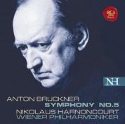 Nikolaus Harnoncourt, Wiener Philharmoniker: Bruckner: Symphony No. 5 - CD