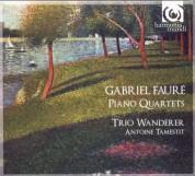 Trio Wanderer, AntoineTamestit: Faure: Piano Quartets - CD