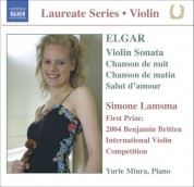 Violin Recital: Simone Lamsma - CD