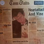 Tom Waits: Heartattack And Vine - Plak