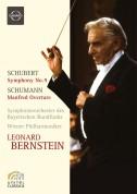 Leonard Bernstein: Schubert: Symphony No. 9; Schumann: Manfred Overture - DVD