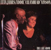 Etta James: The Late Show - CD