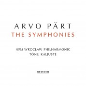 Tõnu Kaljuste, Nfm Wroclaw Philharmonic: Part: The Symphonies - CD
