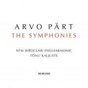 Tõnu Kaljuste, Nfm Wroclaw Philharmonic: Part: The Symphonies - CD