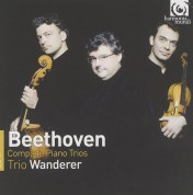 Trio Wanderer: Beethoven: Complete Piano Trios - CD