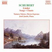 Tamara Takacs: Schubert: Lieder - CD