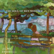 Ben Webster: The Soul Of Ben Webster - Plak