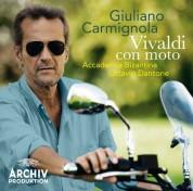 Accademia Bizantina, Giuliano Carmignola, Ottavio Dantone: Vivaldi: Con Moto - CD
