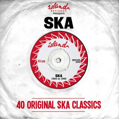 Çeşitli Sanatçılar: Island Presents: Ska - CD