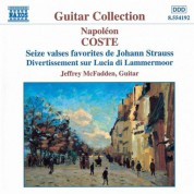 Coste: Guitar Works, Vol.  1 - CD
