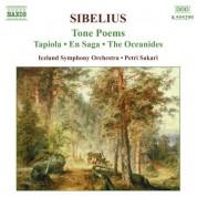 Sibelius: Tapiola / En Saga / Oceanides / Pohjola's Daughter - CD