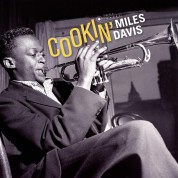 Miles Davis: Cookin' +2 Bonus Tracks! (Images By Iconic Photographer Francis Wolff) - Plak