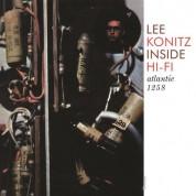 Lee Konitz: Inside Hi-fi - Plak