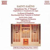 Saint-Saens: Symphony No. 3 / Le Rouet D'Omphale - CD
