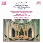 Bach, J.S.: Orgelbuchlein (Das), Vol. 2 - CD
