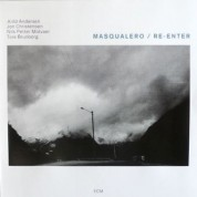 Masqualero: Re-Enter - CD