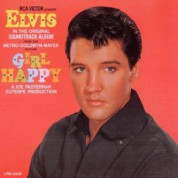 Elvis Presley: Girl Happy =Remastered= - Plak