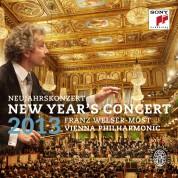 Franz Welser-Möst, Vienna Philharmonic Orchestra: New Year's Concert 2013 - Plak