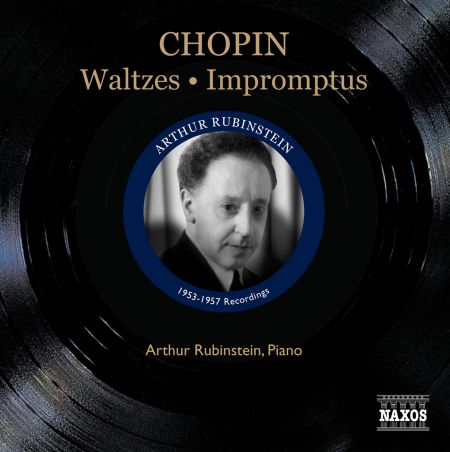 Arthur Rubinstein: Chopin: Waltzs - Impromptus - CD