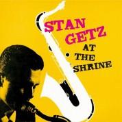 Stan Getz: At The Shrine + 1 Bonus Track - CD