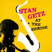 Stan Getz: At The Shrine + 1 Bonus Track - CD