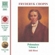 İdil Biret: Chopin: Polonaises, Vol. 1 - CD